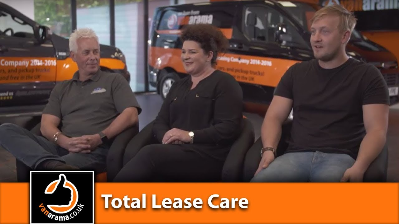 What is Vanarama's Total Lease Care?
