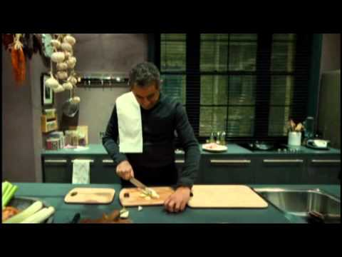 Johnny English Cooking