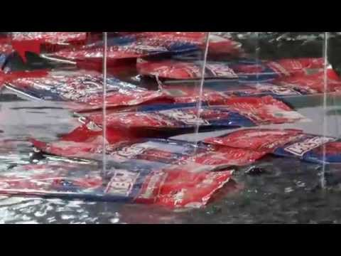 Салаты с крабовыми -
