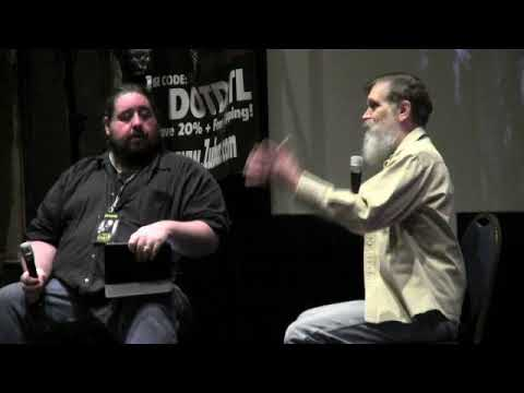 Bill Moseley Panel: Days of the Dead Atlanta 2018