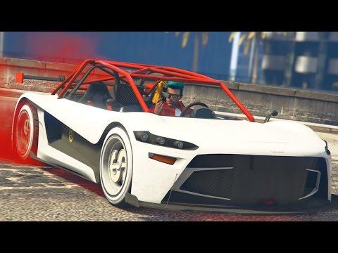 GTA 5 Online - SUPER CHARGED IN MY SUPER CAR! (GTA V Online)