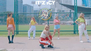 ITZY \ICY\ MV Cover by Alzy from Indonesia