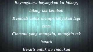Harus Terpisah - Cakra Khan (Lirik)