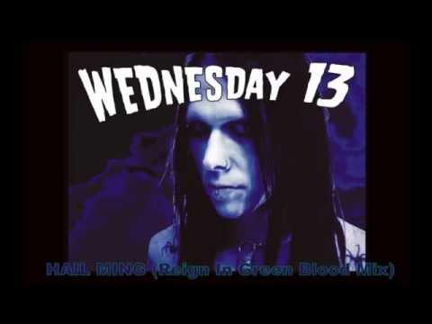 Wednesday 13 hail ming