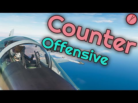 DCS World   Grim Reapers   Dragon Campaign Day 1   The War Begins