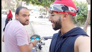 ALMOST KIDNAPPED BY A MOTORCYCLE DRIVER!!! (Security Saved Me)