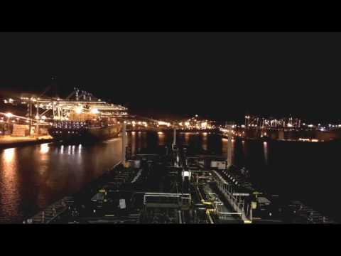 World News: Product Tanker Arrival to Los Angeles - New 7 March, 2017
