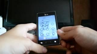 Обзор телефона LG Optimus L5 E612(если при открытии видео идет только звук а видео нет просто поменяйте качество, и будет вам счастье))) для..., 2014-02-11T10:51:50.000Z)