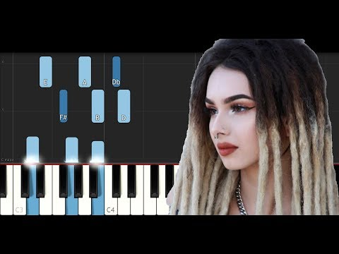 Zhavia - Candlelight (Piano Tutorial)