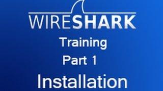 Wireshark Training - Part 1 Installation
