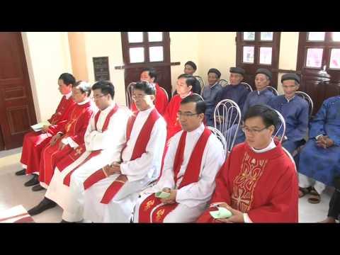 Lễ Khánh Thành Nhà Thờ Họ Đạo Nhân Khang - TGP Hà Nội p2