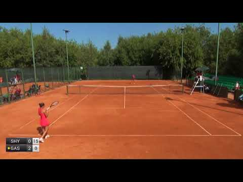 Shymanovich Iryna v Gasanova Anastasia - 2017 ITF Moscow