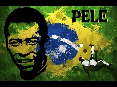 #pele #football Pel | Rise of the Brazilian Legend | The King of Football | Rising With Soccer