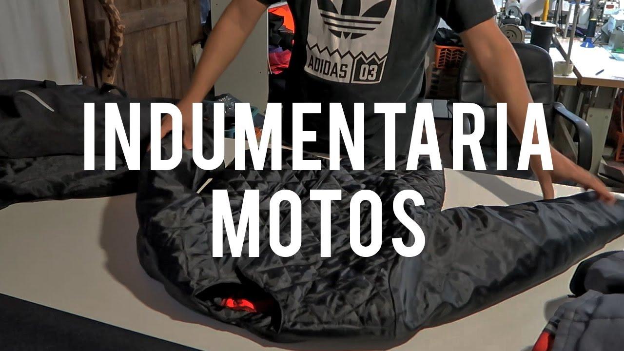 53065154a26 Como tiene que ser una campera para motos - Pablo Imhoff - YouTube