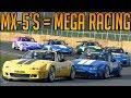 Gran Turismo Sport: The New MX-5 Makes for Mega Racing