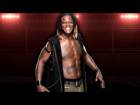 WWE RTruth Theme ROCK VERSION