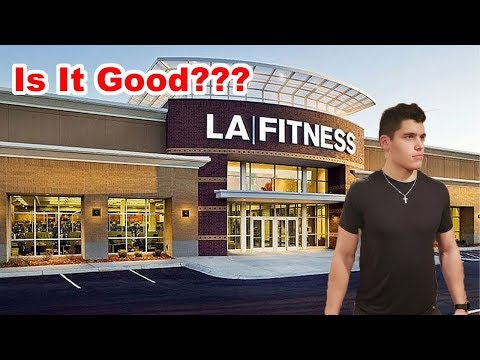 BEST OVERALL GYM?? (LA Fitness Review)
