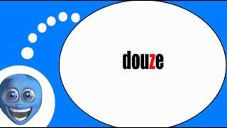 Французского видео урок = Фонетика # Z