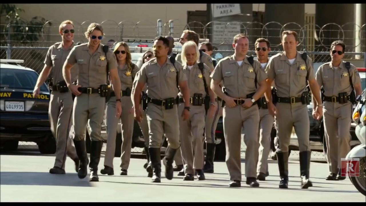 CHIPS Official Rated R Trailer 2017 Dax Shepard, Michael Peña Comedy Movie HD