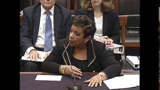 Hearing: Oversight of the United States Department of Justice
