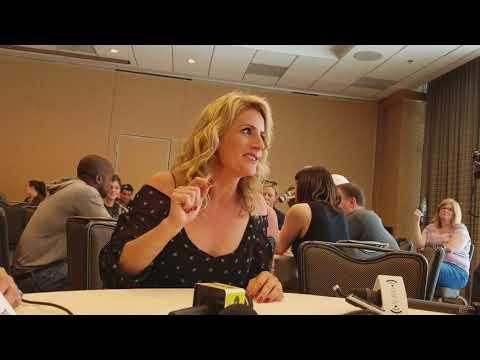 Kirsten Nelson Talks Psych: The Movie