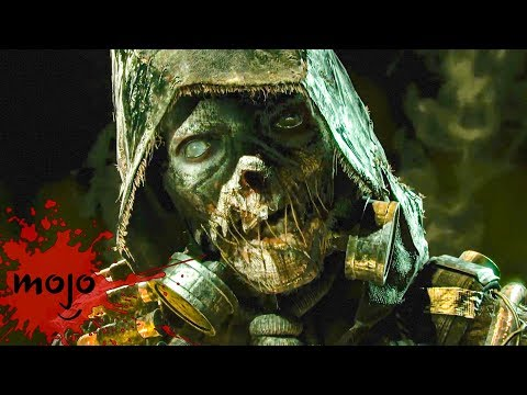 Top 10 Scariest Characters from Non-Horror Video Games