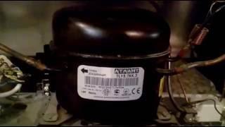 видео Диагностика утечки фреона в контуре обогрева