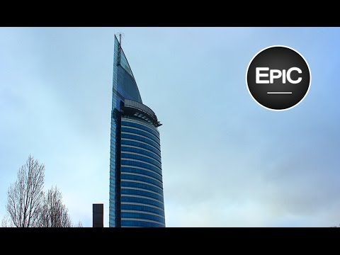 Complejo Torre de Telecomunicaciones (Torre Antel) / Antel Tower - Montevideo, Uruguay (HD)