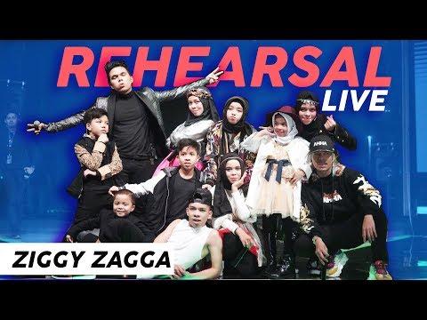 Lagu Video Rehearsal Ziggy Zagga Live Performance 3 Tv Sekaligus Terbaru