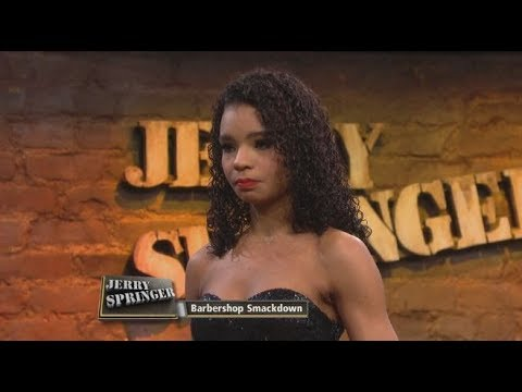 Online Crush Gets Crushed! (The Jerry Springer Show)