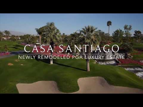 Casa Santiago Vacation Rental at PGA West La Quinta