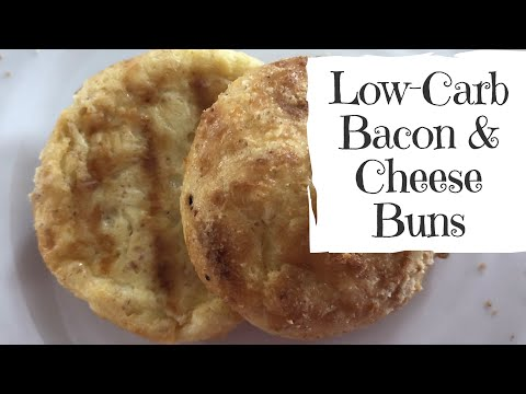 keto-diet-bacon-and-cheese-buns