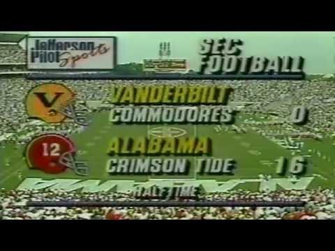 1992 Alabama Crimson Tide Season Highlights (Part 1/2) (HQ)