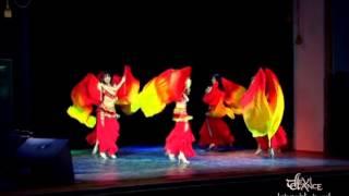 Танец с веерами-вейлами
