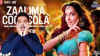 Zaalima Coca Cola Teaser   Reaction   Bhuj: The Pride Of India   Ajay Devgn   Nora Fatehi