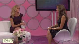 Erin Heatherton Interview from Victoria's Secret Live!