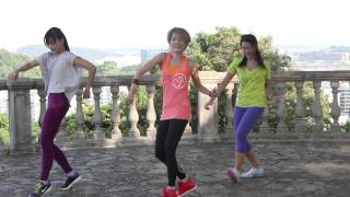 Zumba Fitness Dance Me Gustan Todas Techno Cumbia Singapore