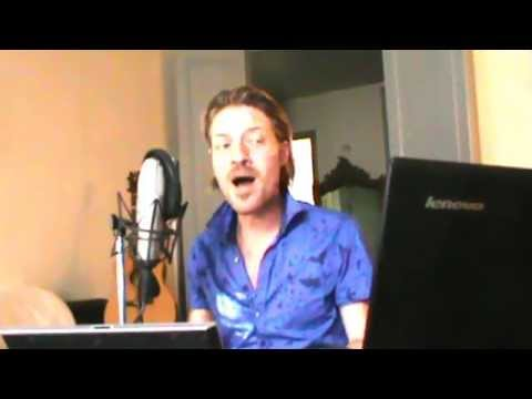 Say Something,(a great Big World),Christina Aguilera COVER by Oliver Eeck