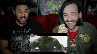 CAPTAIN AMERICA CIVIL WAR Weird Trailer by ALDO JONES REACTION & DISCUSSION!!!
