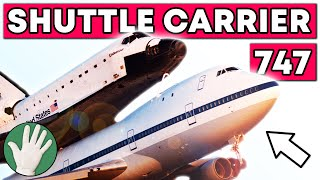Shuttle Carrier 747 - Objectivity #22
