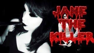 Creepypasta Jane The Killer (Jane La Asesina)