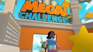 Corrida Maluca (Eu me diverti muito) - Mega Challenge Roblox