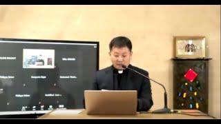 파리가톨릭대학교 국제학술대회(한민택신부님 발표)
