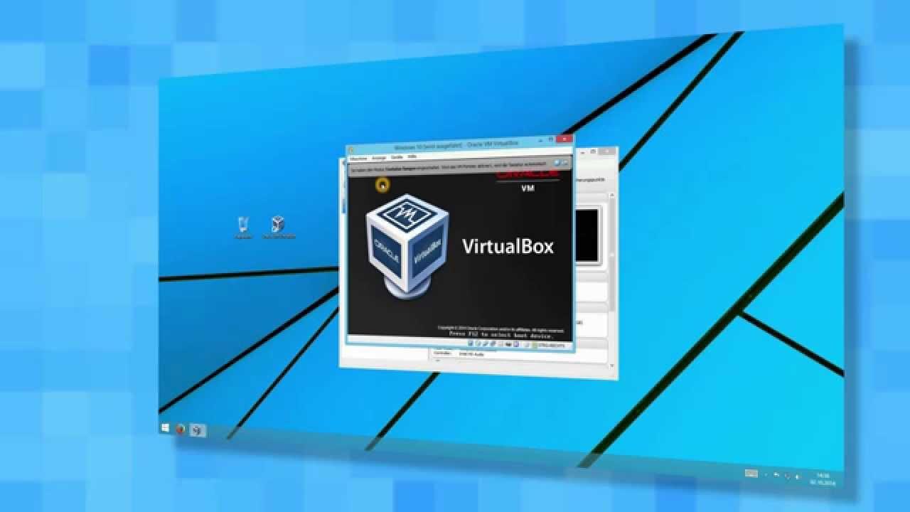 Windows 10 Auf Virtualbox Installieren