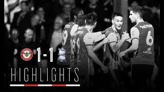 Match Highlights: Brentford 1 Birmingham City 1