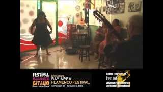 8th BAY AREA FLAMENCO FESTIVAL PROMO