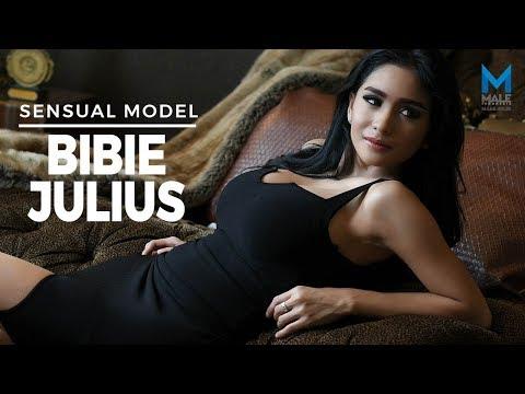 Jangan Terpejam! Dada Indah BIBIE JULIUS FDJ Cantik - Male Indonesia | Model Hot Indo