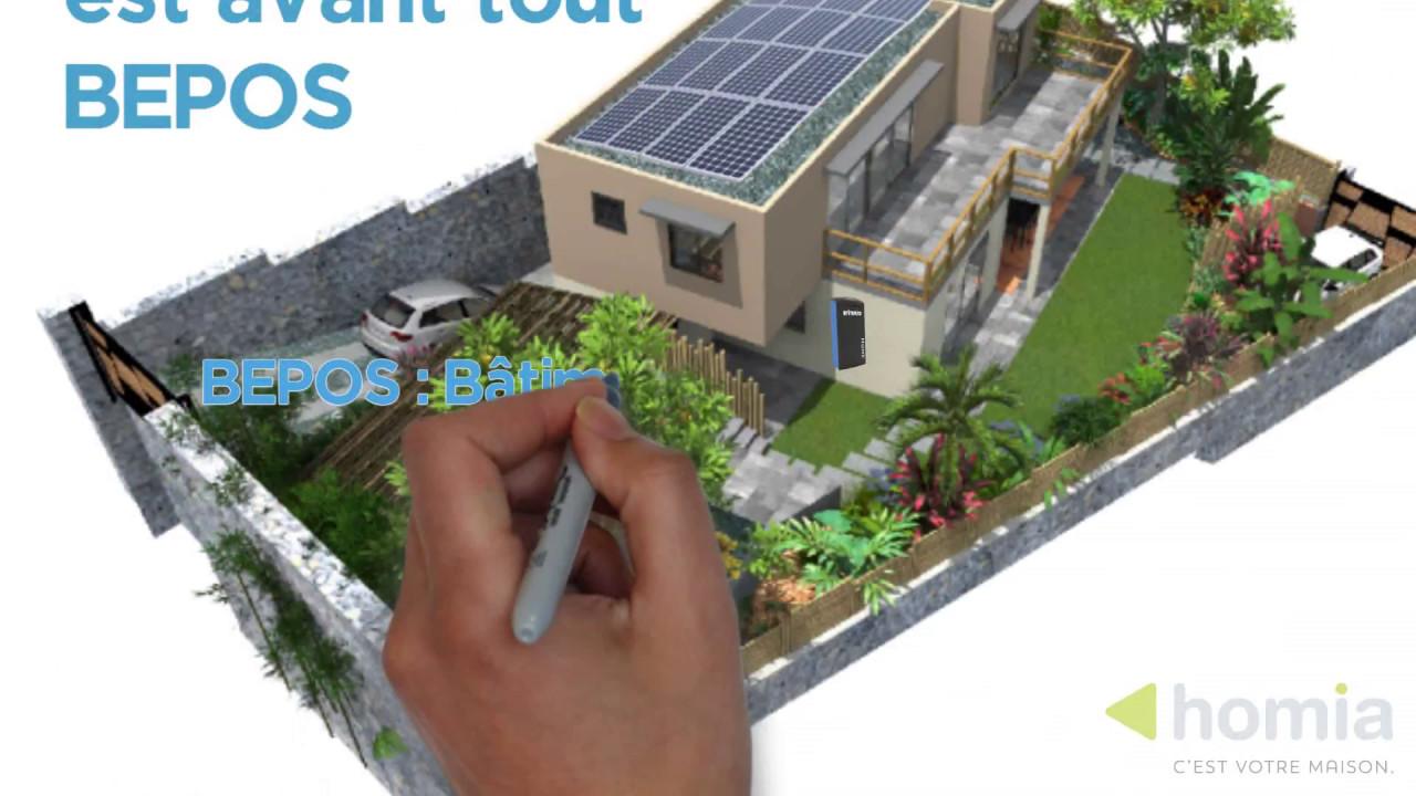 Homia Construction écologique à énergie Positive Comment ?