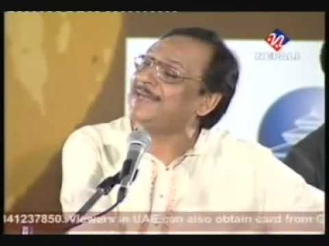 Gajalu Ti Thula Thula Akha - Gulam Ali Ktm. Live