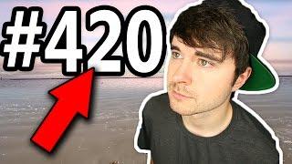 I BROKE THE RECORD (VLOG 420)